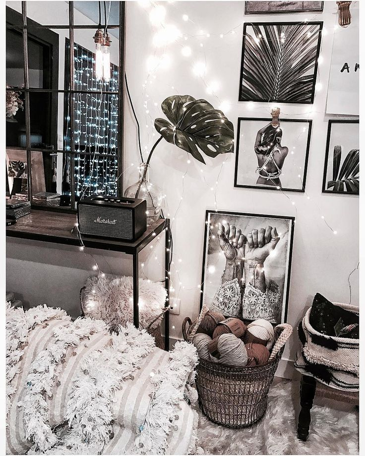Regardez cette photo instagram de noeudsjustine • 5274 jaime · decor roomroom decorationsdecoration