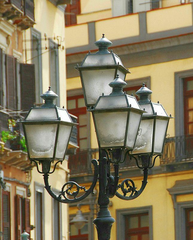 Lamps - Cagliari - Sardinia