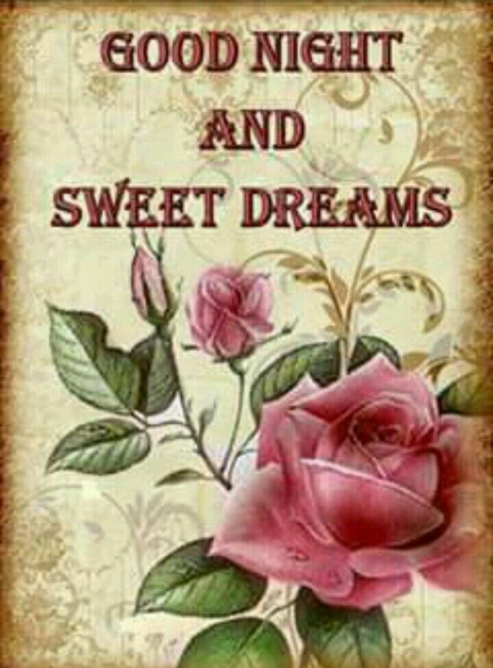 Good Morning Vintage Quotes : Good night sister and all sweet dreams ★ morning