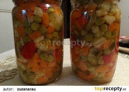 Domácí Moravanka od babičky recept - TopRecepty.cz