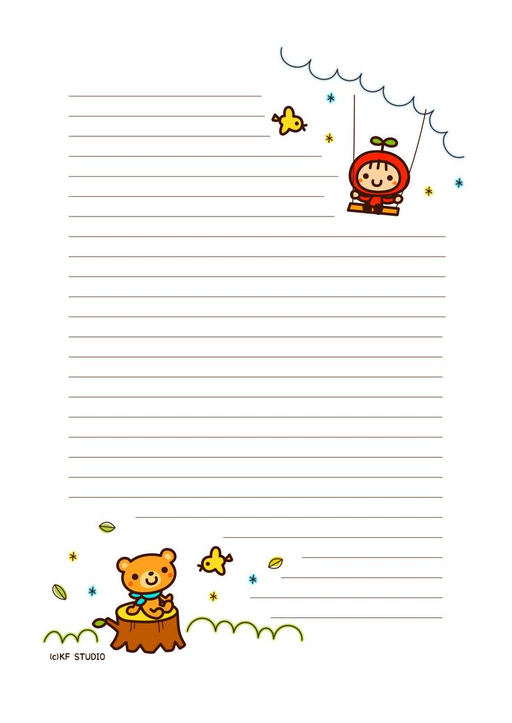 189 best Blank Writing Templates images on Pinterest Writing - printable lined paper sample