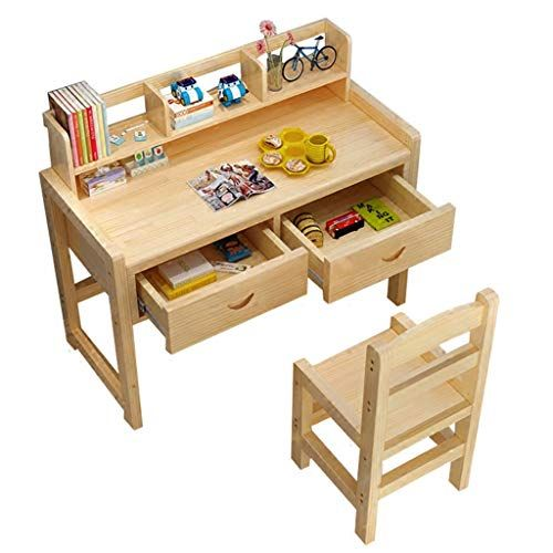 Study Table Height Adjustable Children's Kids Study