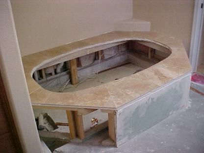 Drop In Oval Jacuzzis Bing Images Bathtub Surround
