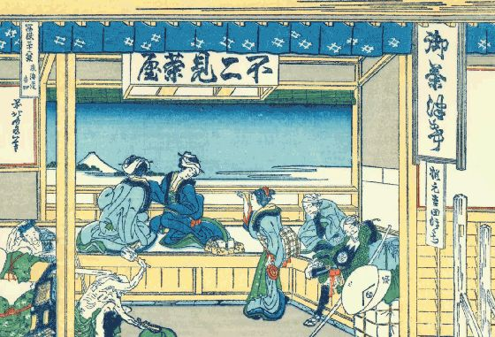 What ancient Japanese art would look like today—in gifs