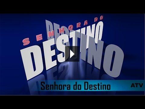 REDE ALPHA TV | : SENHORA DO DESTINO | Cap.005 | 17/03/2017