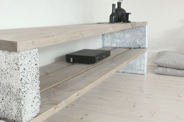 Alternative tv møbler