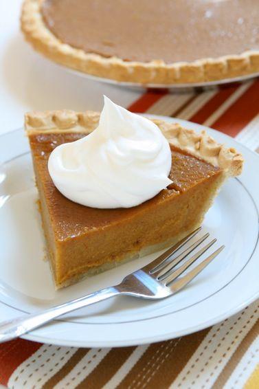 Lighter healthier Weight Watchers friendly pumpkin pie recipes roundup. #weightwatchers #pumpkin #points