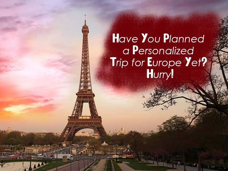 Book a personalized Trip to Europe by Holiday Bucket. Head Office: A-201, Shilp Aaron| Opp. Armieda| Sindhubhavan Road| Bodakdev |Ahmedabad- 380054 Phone Number:  079-29700281 Mobile:  +91- 9099043063,  +91-9825956543 #TravelPlace #Tourism #Trip #Europe #HolidayBucket #CityShorAhmedabad