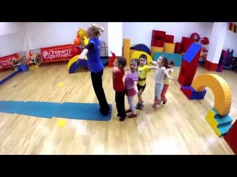 Евгения Токарева. Детский фитнес ПФ для OnFit Awards - YouTube