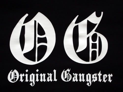 Gangster | Original-Gangster.jpg picture by avenged7x_1988 - Photobucket