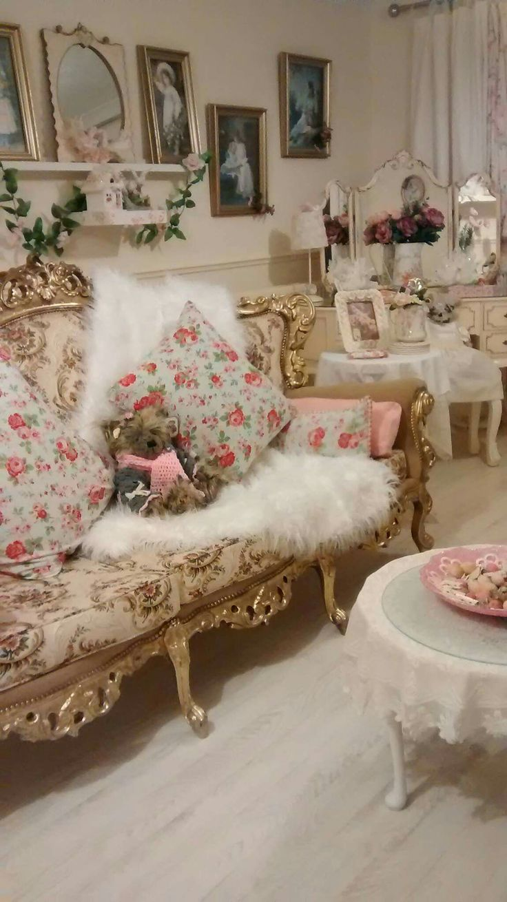 1000+ Bilder zu all pink shabby chic interior auf Pinterest ...