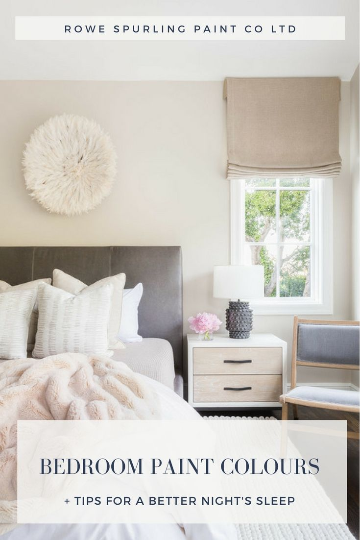 Brilliant Favourite Bedroom Paint Colours Tips For A Better Nights Download Free Architecture Designs Aeocymadebymaigaardcom