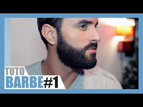 Comment avoir une belle barbe bien taillée - YouTube
