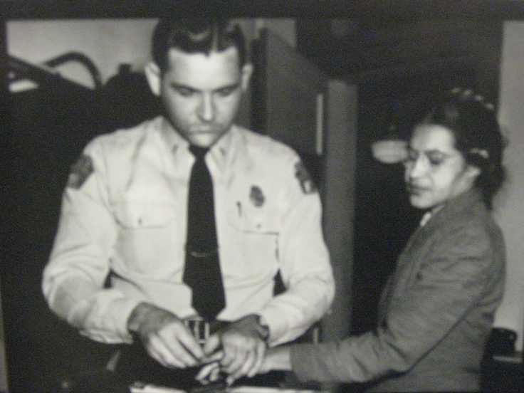 rosa parks and the discrimination of the blacks in the united states Of montgomery to stay off the buses for one day after rosa parks' refusal to give  up her bus seat to a white  and discrimination in education and employment   and his 1935 magnum opus, black reconstruction in america, challenged the.