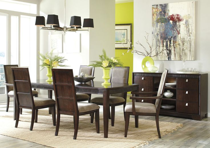 Design Center | La Habra, CA Marxmir Rectangular Extension Table W/ 4 Side  Chairs