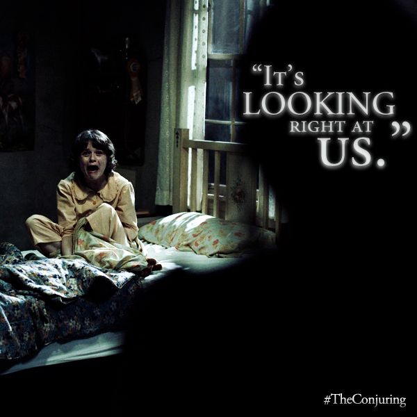 Best Buy The Conjuring (DVD + UltraViolet) (2013) http://www.amazon.com/gp/product/B00BEIYMAG/tag=the_conjuring-20 | Experience The Conjuring July 19th.