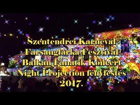 Szentendrei Karnevál Farsangfarka Fesztivál 2017 - Night Projection fényfestés Balkan Fanatik koncert A Szentendrei Kulturális Központ hagyományteremtő szándékkal, első alkalommal rendezte meg Szentendrei Karnevál-t február utolsó hétvégéjén. További információ és egyedi fényfestések megrendelése: http://www.night-projection.hu #Szentendre #Karnevál #FarsangfarkaFesztivál #FarsangFarka #NightProjection #fényfestés #raypainting #visuals #BalkánFanatik #koncert