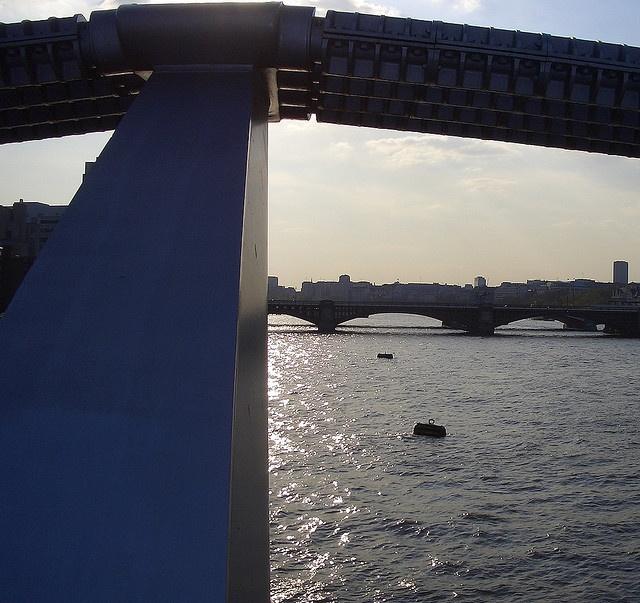 London: Millenium Bridge Foster/Arup via FlickrPhotos, Flickr, London, Bridges Foster Arup, Millenium Bridges, Bridges Fosterarup, Design