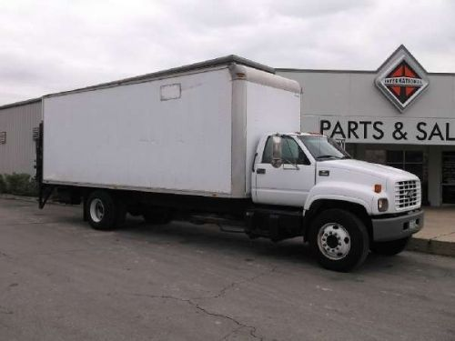 2002 Chevrolet C6500, Caterpillar C7, Automatic Transmission http://equipmentready.com/details/2002_other_chevrolet_c6500-5541455