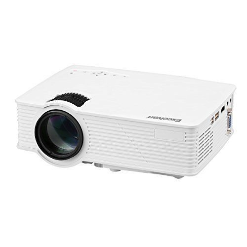 Home Movie Cinema Theater Outdoor Indoor LED Projector 1080P Portable 120in New #HomeTheaterLEDProjector