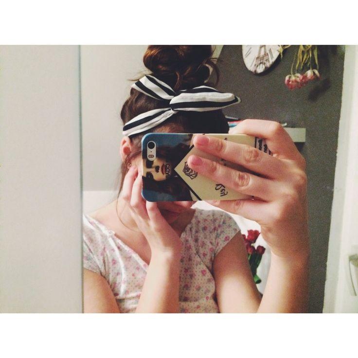 Moje Čelenka/mašle/stuha do vlasů - černobílá  od Claire's! Velikost  za90 Kč. Mrkni na to: http://www.vinted.cz/doplnky/ostatni-doplnky-a-sperky/15924501-celenkamaslestuha-do-vlasu-cernobila.