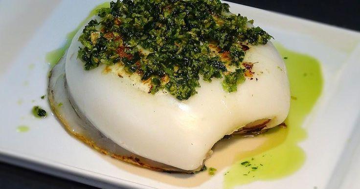 Sepia o choco con ajo y perejil - recetas fáciles de loli domínguez. Deliciosa forma de comer un producto muy sano y sin apenas calorías. Esta receta se puede elaborar también con calamar, a ver que os parece.