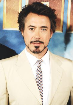 Robert Downey Jr. - iconic