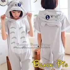 Resultado de imagen para pijama de totoro mujer