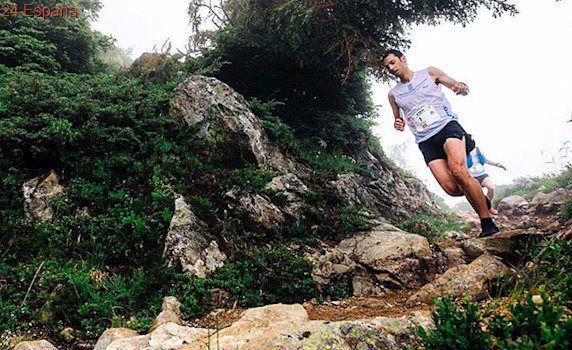 Victoria de Jornet en las Montañas Rocosas tras correr más de 100 km con un brazo en cabestrillo