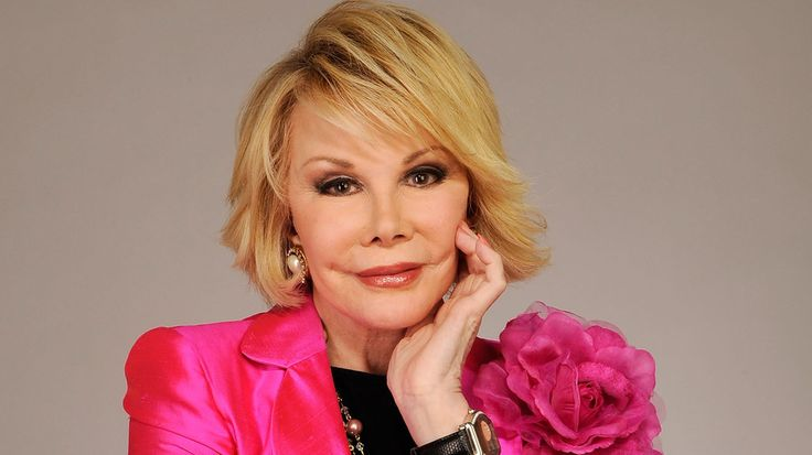 Joan Rivers was the best celebrity friend of gays, Jews and of Israel. She was stunningly unafraid to speak her mind, even with the cost of losing fans, and in many cases she did, even if just for a while.