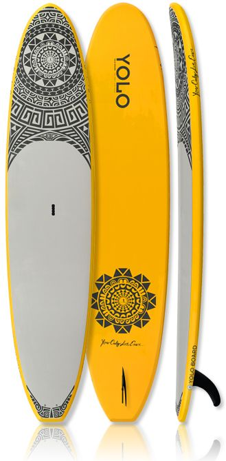 SUP board. yeah the brand is yolo. whatever. the board is awesome