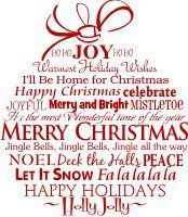 FREE Christmas Ornament Printable for a card.