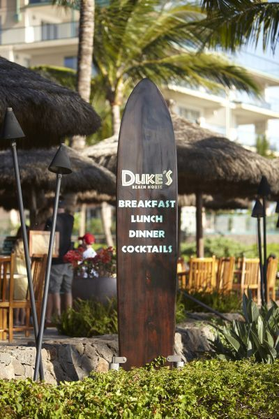 Located on the beach front of the Honua Kai, Resort in Maui HI. We loved hanging out here!