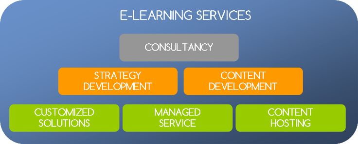 E-learning is an absolute necessity for businesses operating in different industry sectors as well as for educational institutions the world over.
