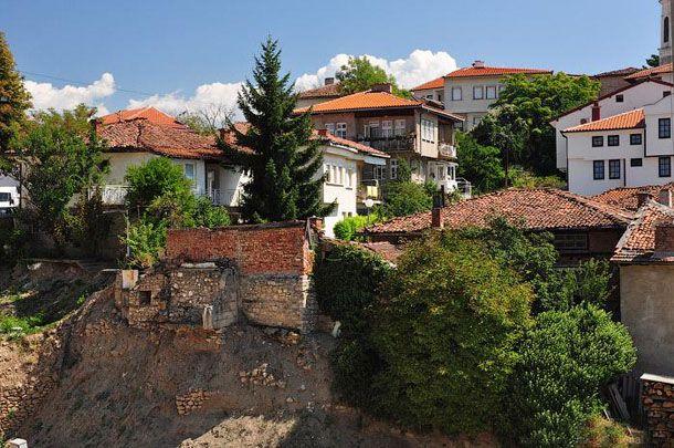 Город Охрид Македония 2