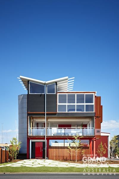 Grand Designs Australia: Paynesville Industrial house - Complete Home