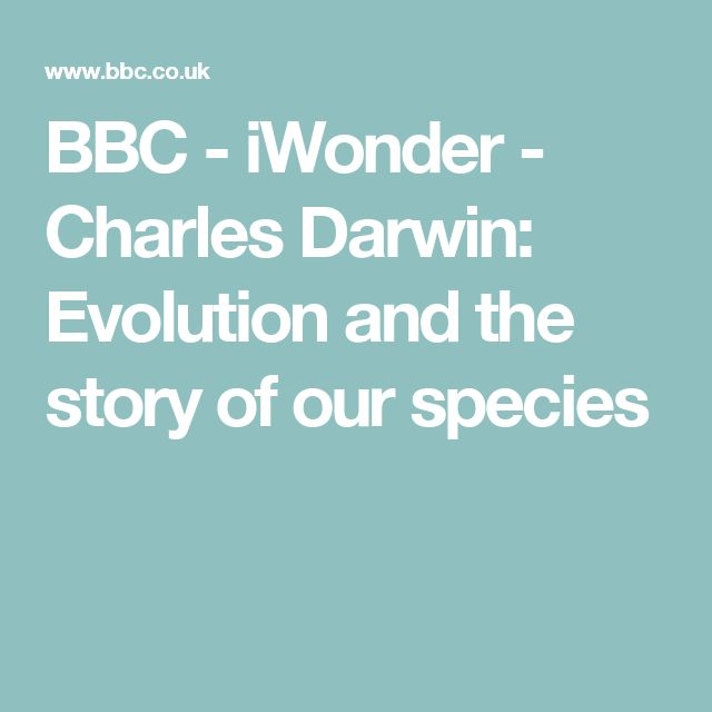a short story on charles darwin A short summary of 's charles darwin this free synopsis covers all the crucial plot points of charles darwin.