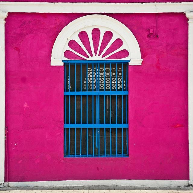 Tlacotalpan, Veracruz, Mexico - Love the color!