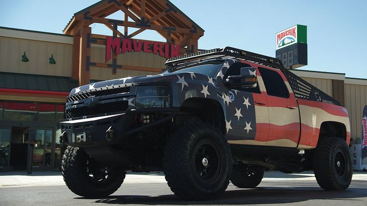 truck Norris from diesel brothers #TruckNorris #DieselBrothers (don't own the picture, I just really like this truck)