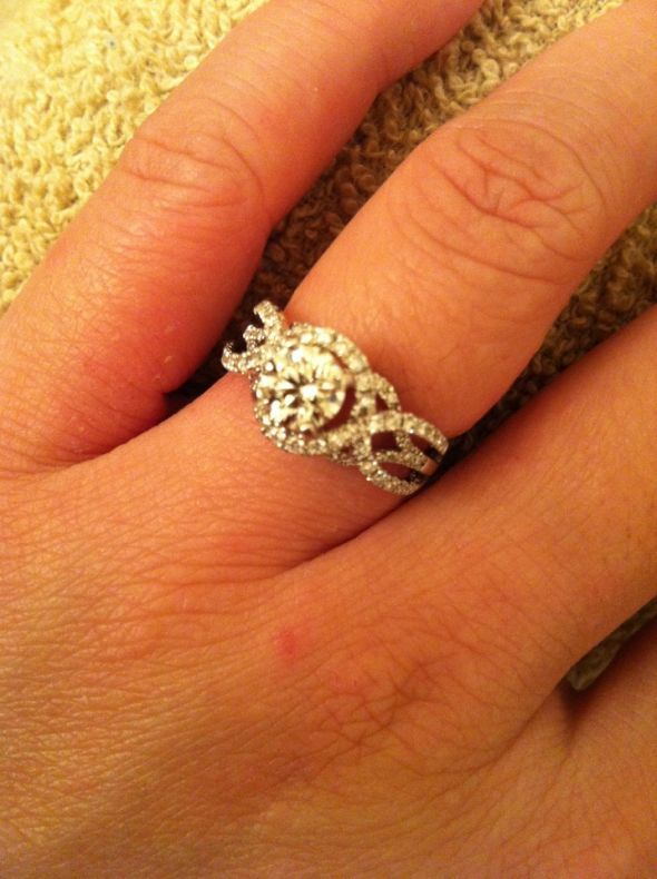 gorgeous.: Ideas, Infinity Band, Diamonds, Future Husband, Jewelry, Wedding Rings, Dreams Rings, The Bands, Engagement Rings