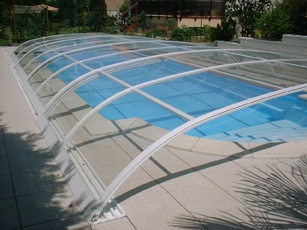 Aussen Schwimmbad