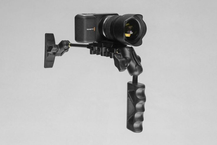 Blackmagic Pocket Camera on the Simplis Solo