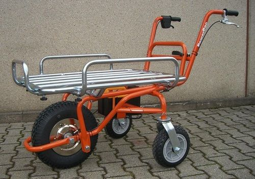 Image result for electric wheelbarrow