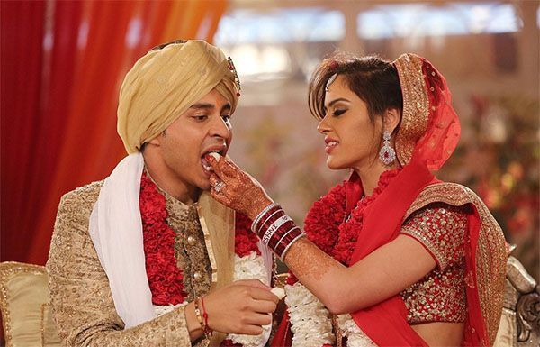 Three Jaw Dropping Indoor Banff Wedding Ceremonies: 984 Best Indian Brides Images On Pinterest