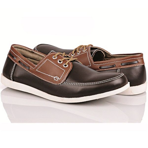 Produk terbaru dari www.eObral.com  Sepatu Gaya Pria Model Terbaru Trend Terkini BKL 129  Harga: Rp 190.000  Size : 38-43  Warna : Coklat  Bahan : PU Sol TPR  Info lengkap, silahkan kunjungi  (http://eobral.com/sepatu-gaya-pria-model-terbaru-trend-terkini-bkl-129/)  Untuk pemesanan, silahkan hubungi contact dibawah ini,  CS 1 ( SMS ke 085743770659 atau BBM ke 74BFCEDB ) CS 2 ( SMS ke 085634286626 atau BBM ke 7D6991FC )  Dengan format,  Kode Produk - Ukur