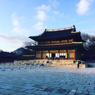 Unesco Heritage -> Changdeokgung Palace