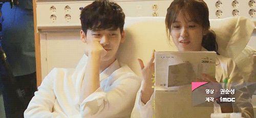 """W-Two Worlds Dorama """"W - two worlds"""", Kang Chul, Yeon Joo"""