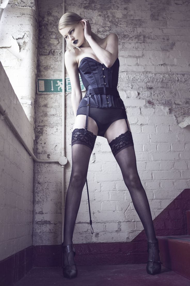 Our Stunning Sian Hoffman Corset Featured In Cent Magazine