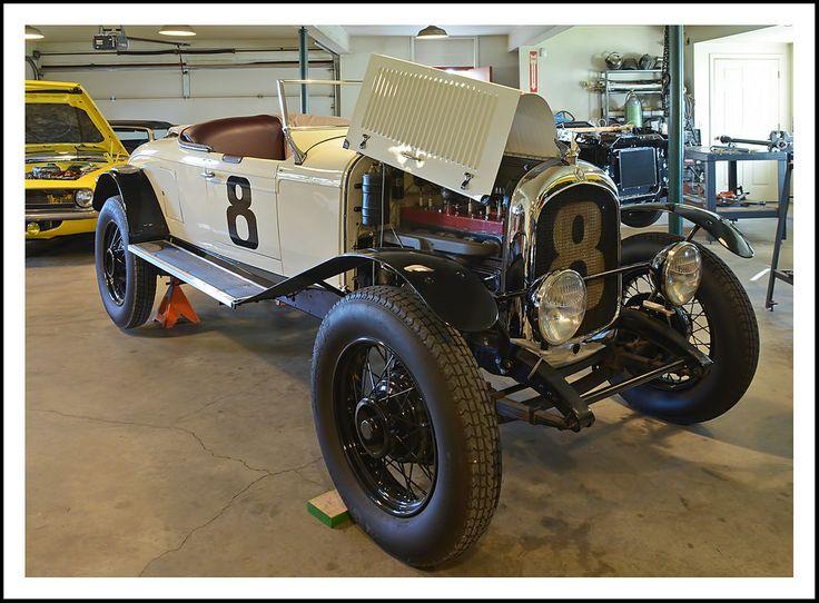 1928 Chrysler Model 72 Sport Roadster (Replica)