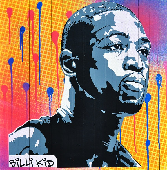 NBA Street Art for the Future Man-Cave